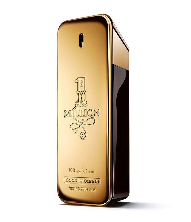 Perfume Paco Rabanne One Million Masculino Eau de Toilette |...