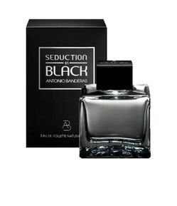 Perfume Seduction In Black Eau de Toilette Masculino