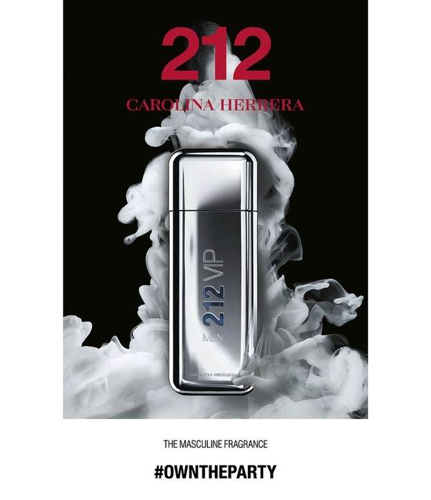 142c534d794 Perfume 212 Vip Men Carolina Herrera Eau de Toilette - Renner