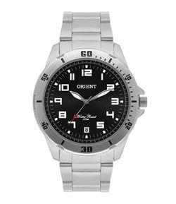 7fdb0d35a68 Relógio Masculino Orient MBSS1155 P2SX Analógico 5 ATM