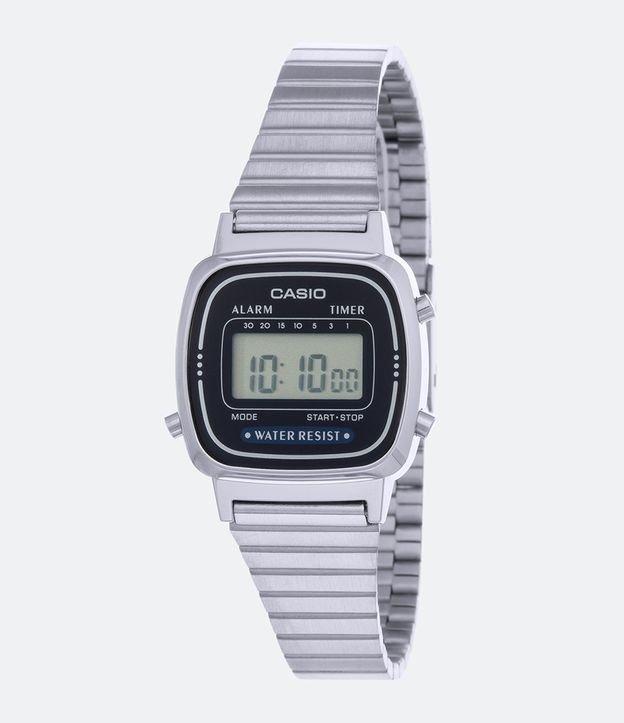Relógio Feminino Casio Vintage LA670WA2DF Digital - Renner d70a9879ed
