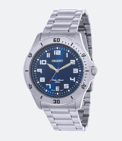 15d1a1ded9c Relógio Masculino Orient MBSS1155 D2SX Analógico 5 ATM