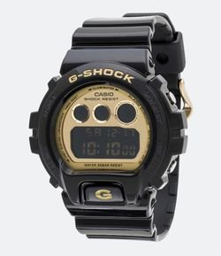 Relógio Masculino G-Shock Casio DW 6900CB 1DS Digital