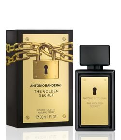 Perfume Antonio Banderas The Golden Secret Masculino Eau de Toilette
