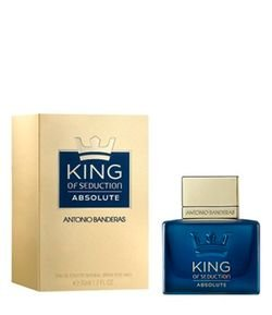 Perfume Antonio Banderas King Of Seduction Absolute Masculino Eau De Toilette