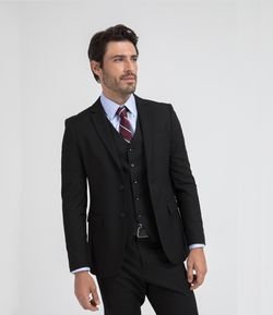 Blazer de Vestir Slim Fit