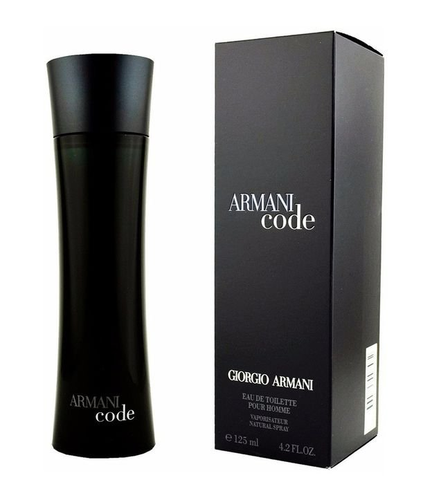 Perfume Armani Code  - Giorgio Armani - Eau de Toilette Giorgio Armani Masculino Eau de Toilette