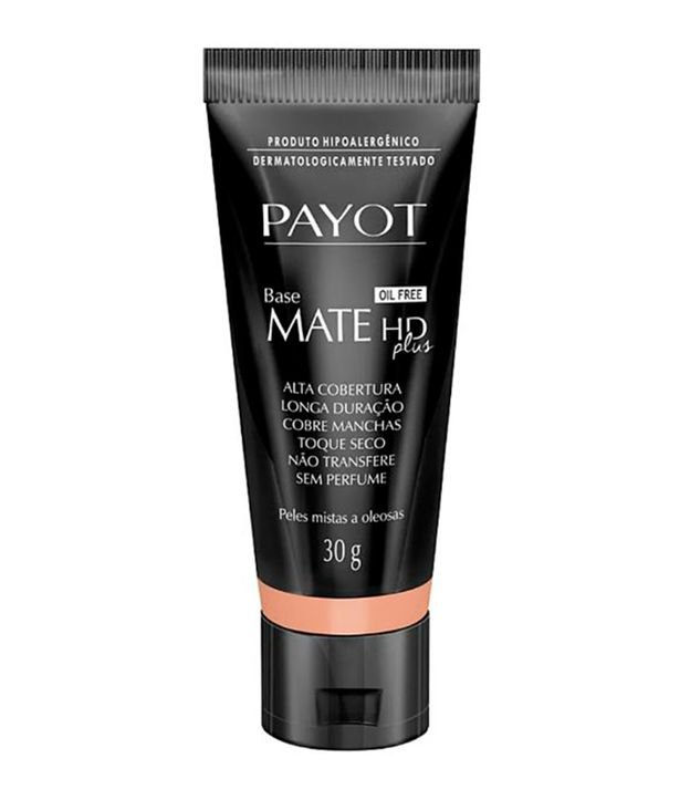 Base Líquida Payot Matte Oil Free | Payot | Bronze | 30ml