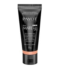 Base Líquida Payot Matte Oil Free