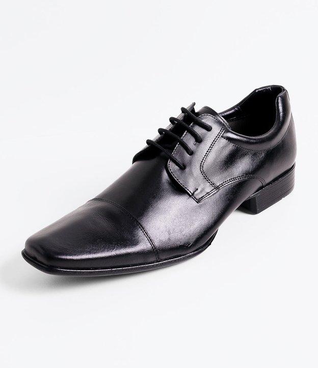 Sapato Masculino em Couro | Viko | Preto | 41