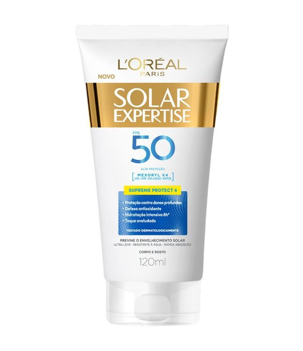 Corporal Solar Expertise Supreme Protect 4 - FPS 50