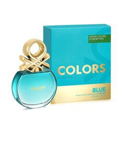 Perfume Benetton Colors Blue Feminino Eau de Toillete