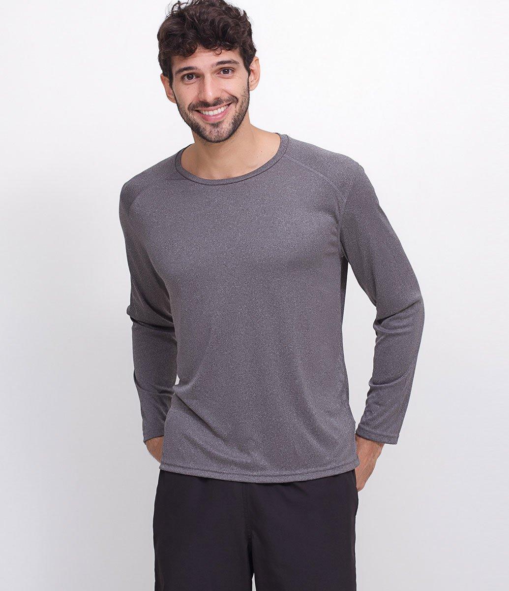 d1e8bbb40c85f9 Detalhes. Camiseta masculina; Modelo esportivo ...
