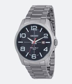 0d2b938d68c Kit Relógio Masculino Orient MBSS1289 P2SX Analógico 5ATM + Canivete -  Renner