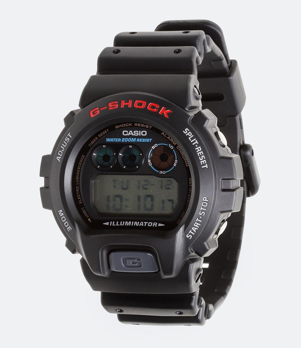 906b846e5d4 Relógio Masculino G-Shock Casio DW-6900-1VDR Digital - Renner