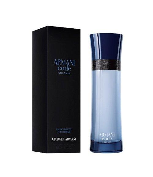 2729348abcb Perfume Armani Code Colônia Eau de Toilette Masculino- Giorgio ...
