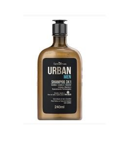 Shampoo Urban Men 3x1