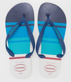 Chinelo Masculino Havaianas Top