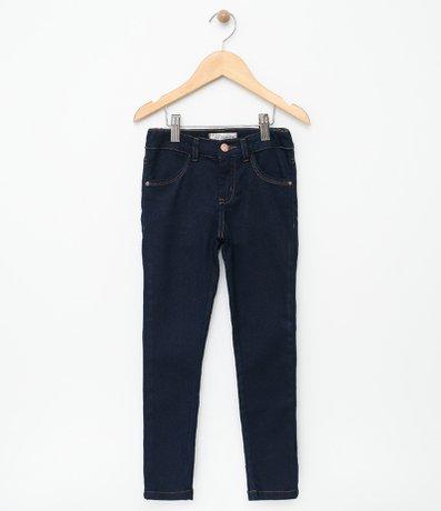 Calça Infantil Jeans - Tam 5 a 14