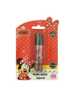 Brilho Labial Infantil Minnie  - Disney