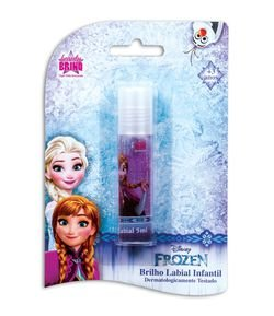 Brilho Labial Princesa Frozen - Disney