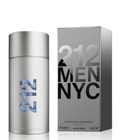 Perfume 212 Men Eau de Toilette