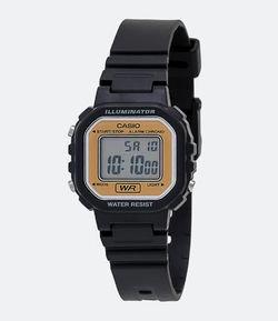 aaa2663a0b8 Relógio Unissex Casio LA 20WH 9ADF Digital - Renner