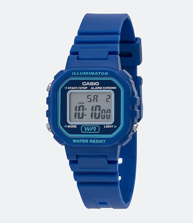 c3e6191c55f Relógio Unissex Casio LA 20WH 2ADF Digital - Renner