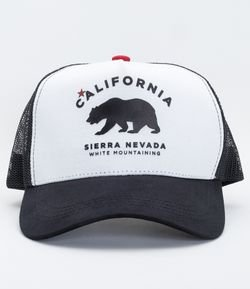 Gorro Estampa California