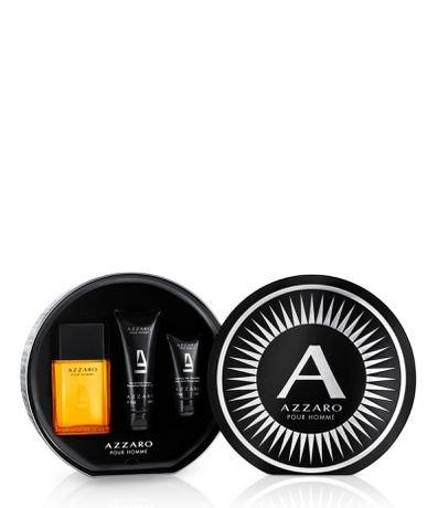 2c5c04b963c Kit Azzaro Pour Homme Eau de Toilette + Gel de Gel + Pós Banho