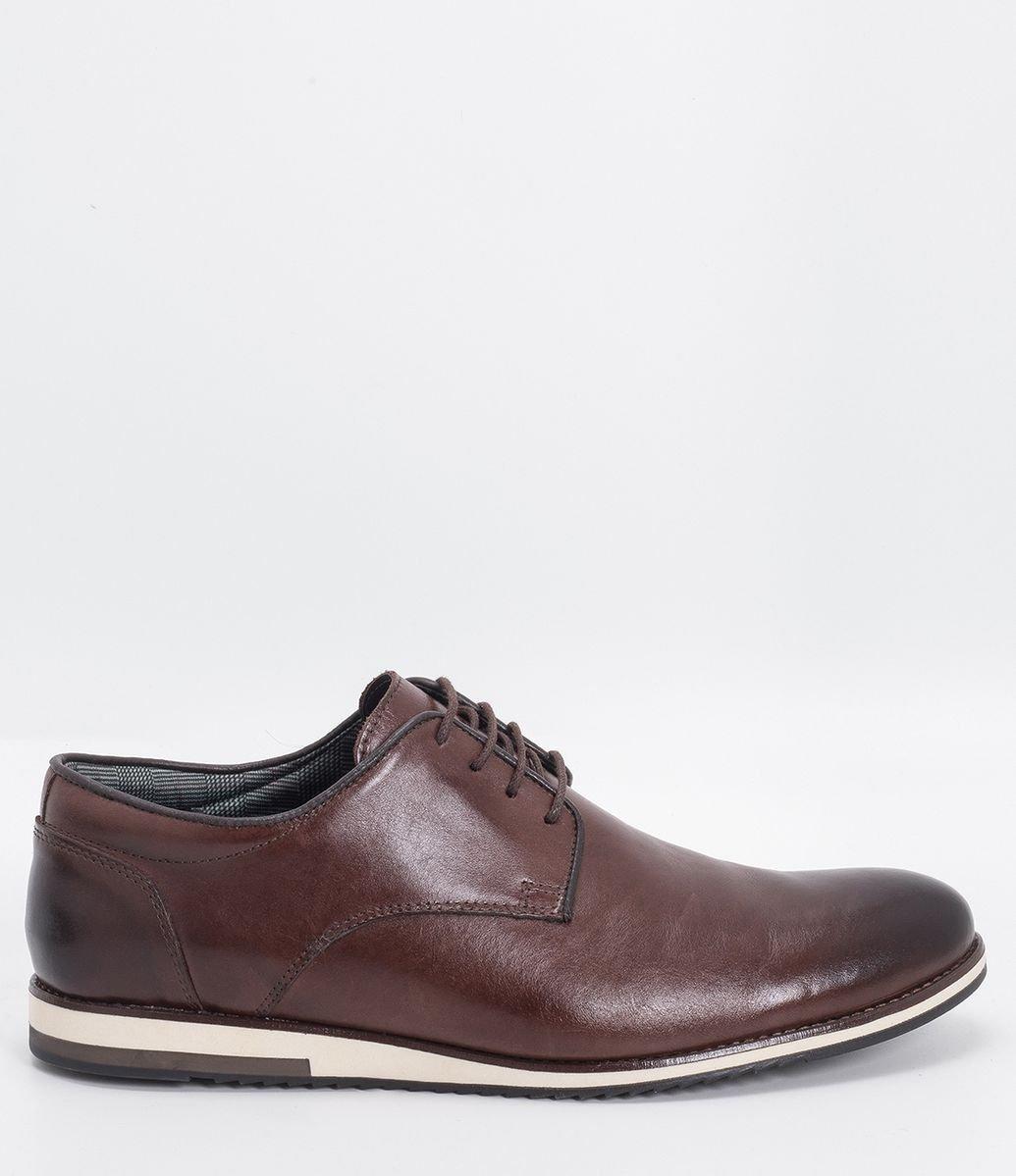d315813ca Sapato Masculino Casual com Queima Solado Viko - Renner