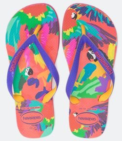 Chinelo Feminino Top Fashion Havaianas