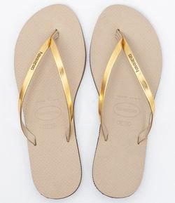 Chinelo Feminino You Metallic Havaianas
