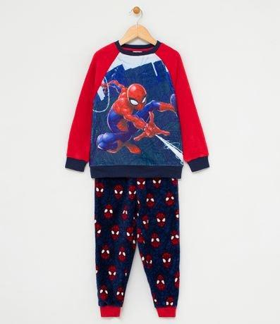 e34ab69b6 Roupas do Homem Aranha  Camisetas e Bermudas Infantis - Renner