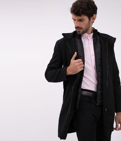 020de90c6 Casaco masculino: peças quentinhas para todos os estilos - Renner
