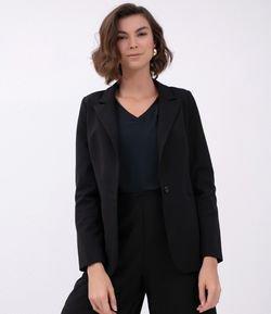 a4e46b9448 Blazer feminino  a peça coringa do guarda-roupa feminino - Renner