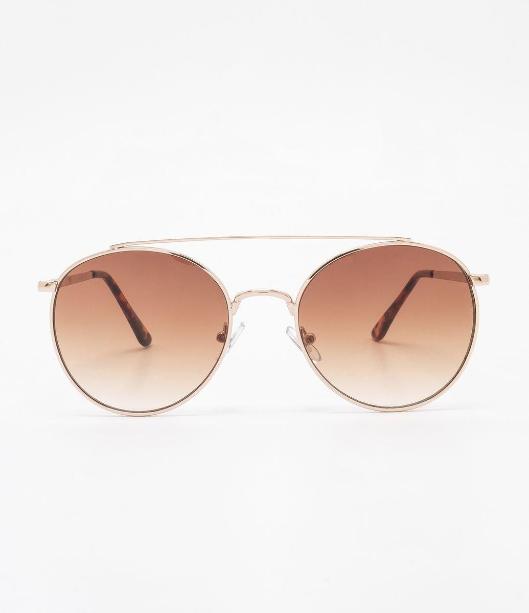 fa68e18a4f2b4 Óculos de Sol Feminino Redondo - Renner