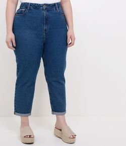 Calça Mom Jeans Curve & Plus Size