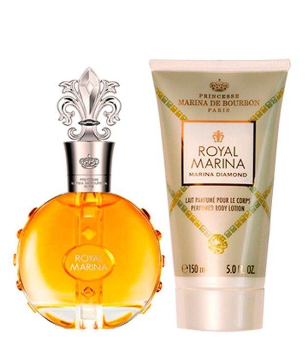 Kit Royal Marina Diamond Feminino Eau de Parfum + Loção Corporal - Renner 704bc1c16f