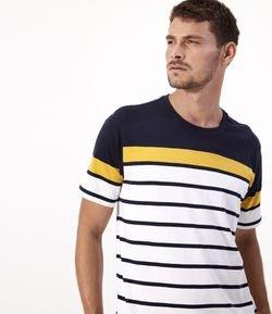 c10561d72f704 Camiseta Comfort Listrada