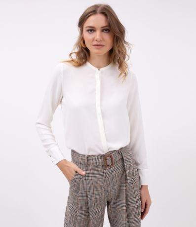 ebbf66415 Camisa manga longa feminina: para todas as mulheres - Renner