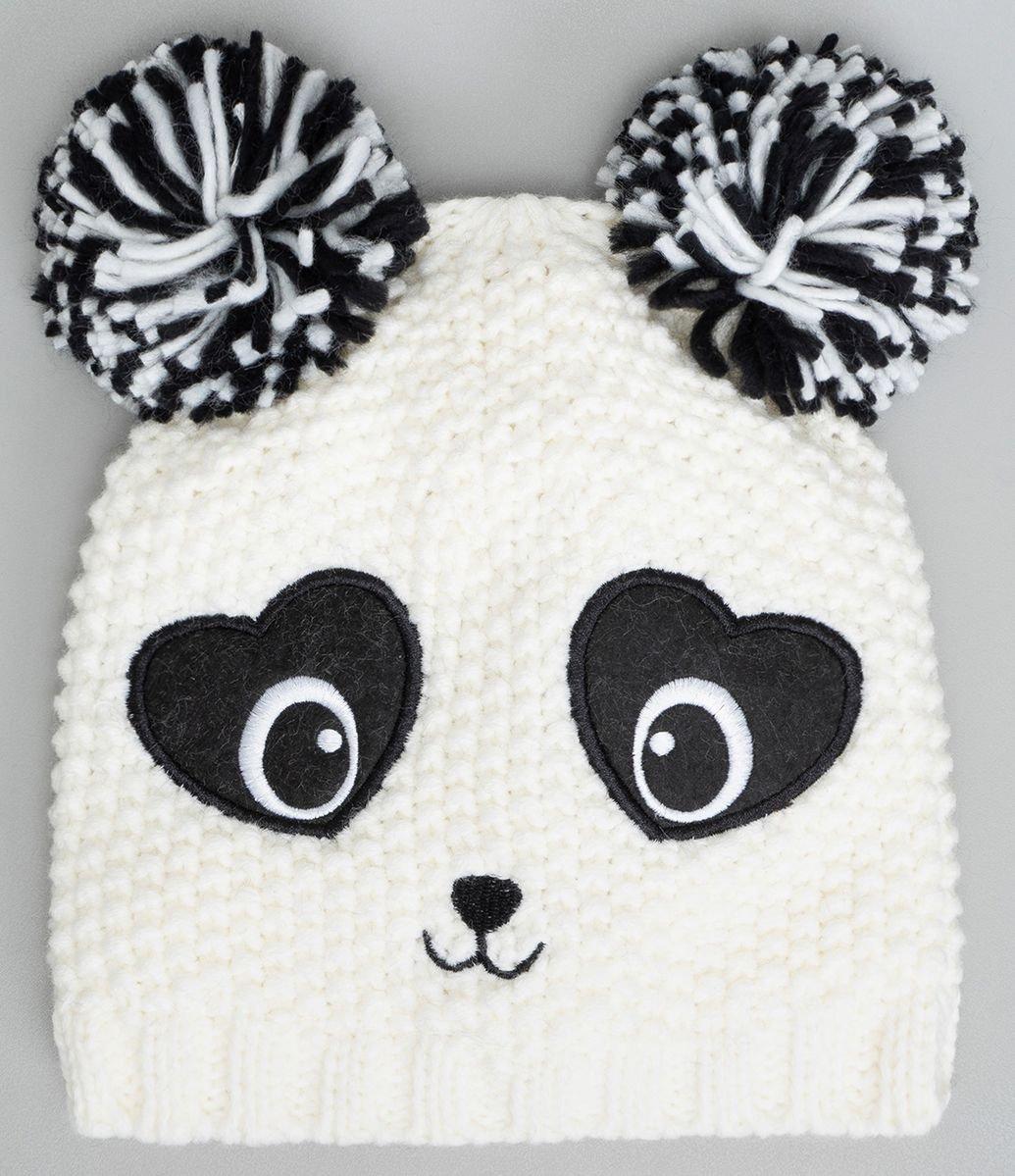 91a6d15894c4b Gorro Infantil Panda com Pompom -Tam Único - Renner