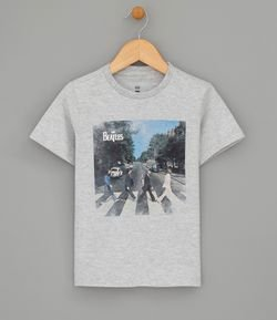 Camiseta Infantil The Beatles - Tam 1 a 4