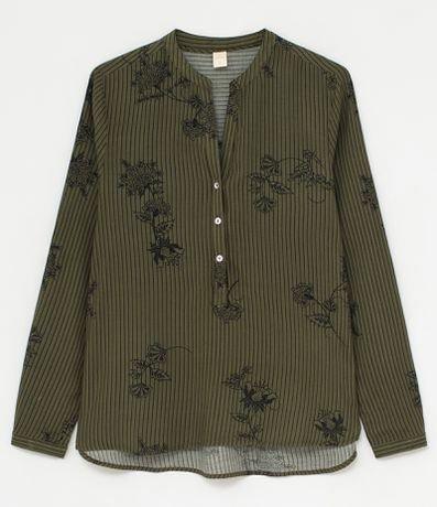 8561aefffa Camisas femininas  encontre o modelo perfeito para você - Renner