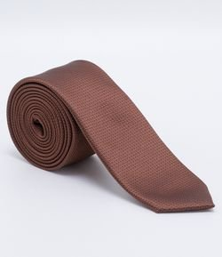 Corbata Slim Estampada