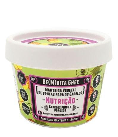 Creme Capilar Lola Be(M)dita Ghee Nutrição Abacaxi e Manteiga de Bacuri