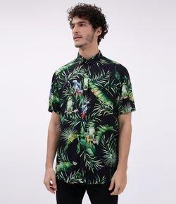 df3f42765c Camisa Masculina  Manga Curta - Renner
