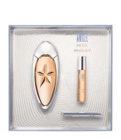 Kit Mugler Angel Muse Feminino Eau de Parfum + Travel Size
