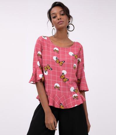 7abe3850265 Blusas femininas: a peça que você quer está aqui - Renner