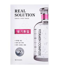 Mascara Facial Missha Luminosidade Real Solution